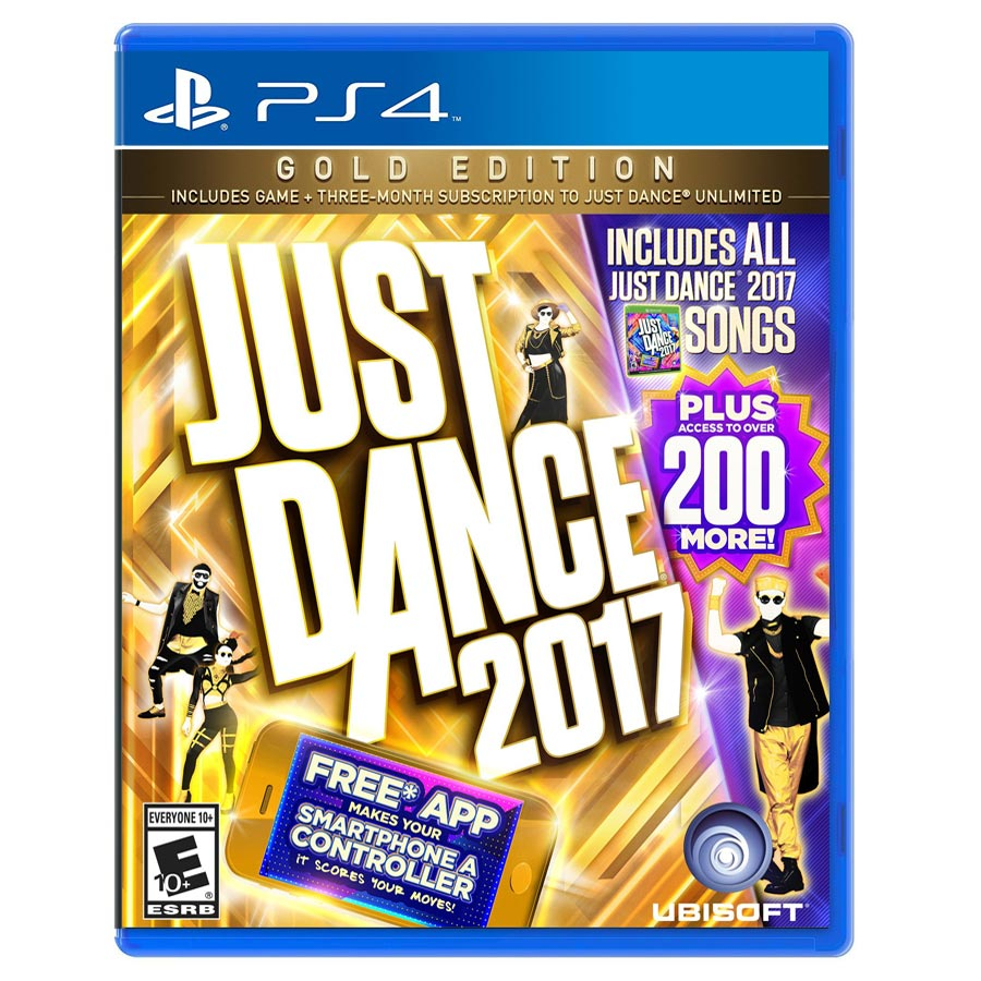 Just Dance 2017 کارکرده