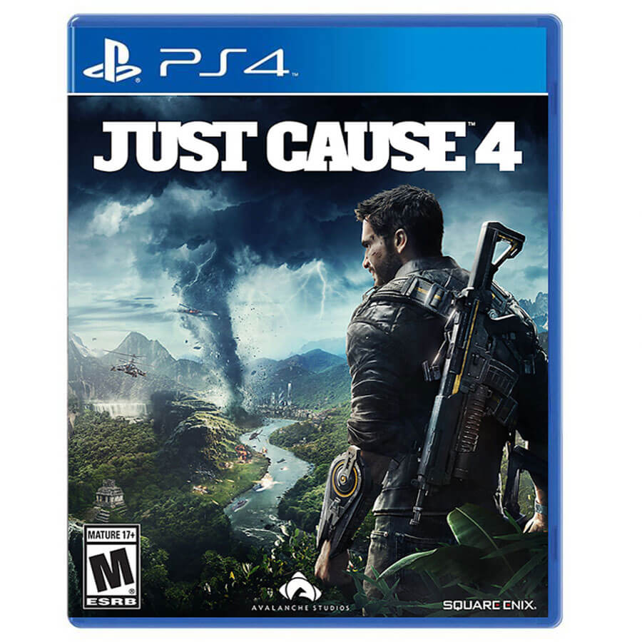Just Cause 4 کارکرده