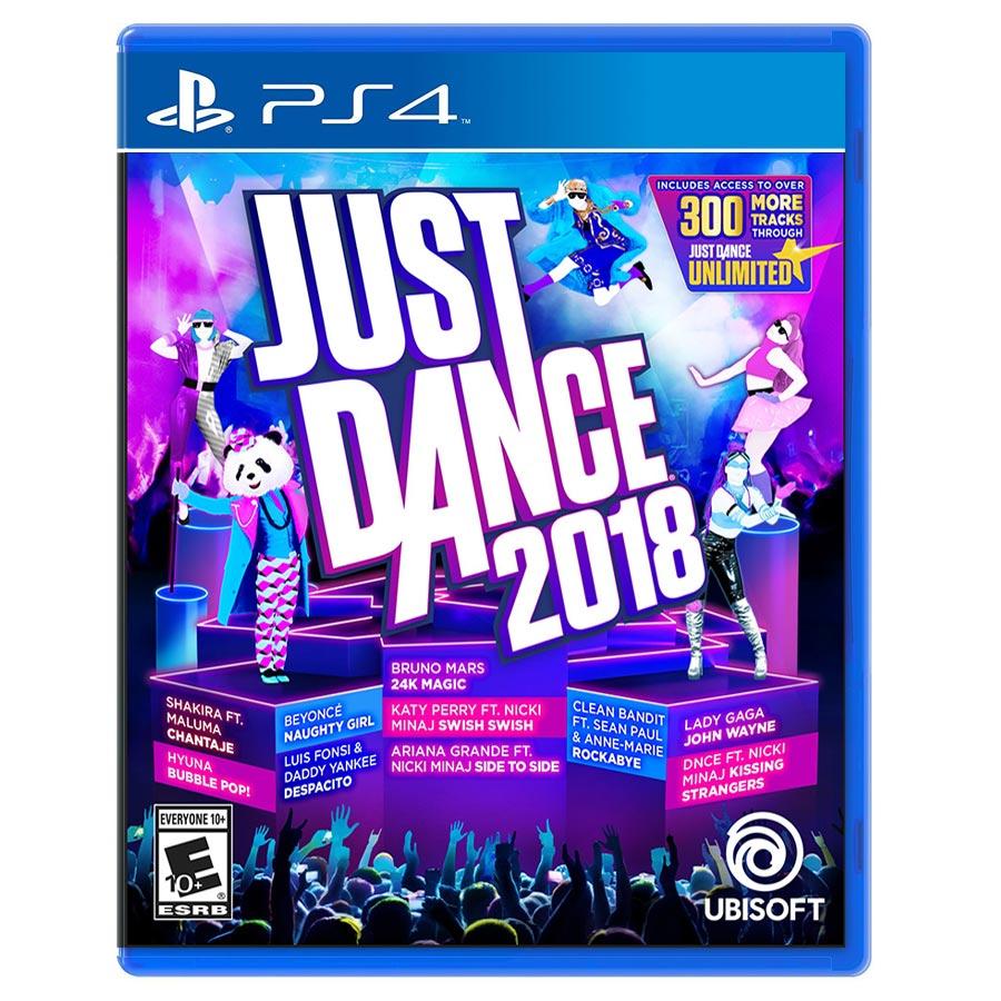 Just Dance 2018 کارکرده