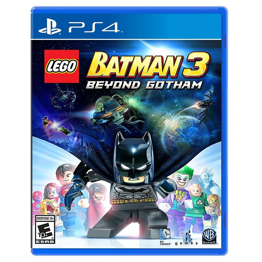 LEGO Batman 3 Beyond Gotham کارکرده