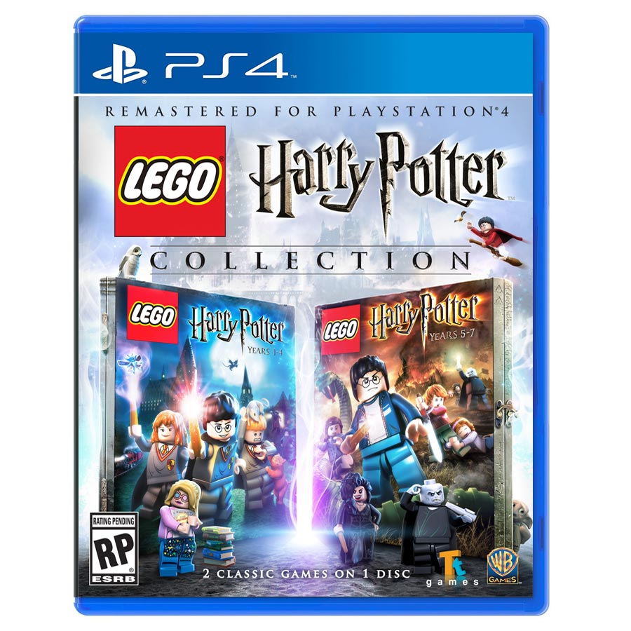 LEGO Harry Potter Collection کارکرده