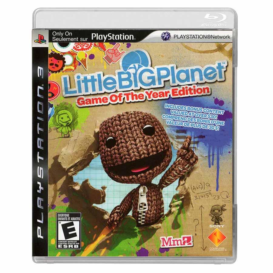 Little big planet GOTY