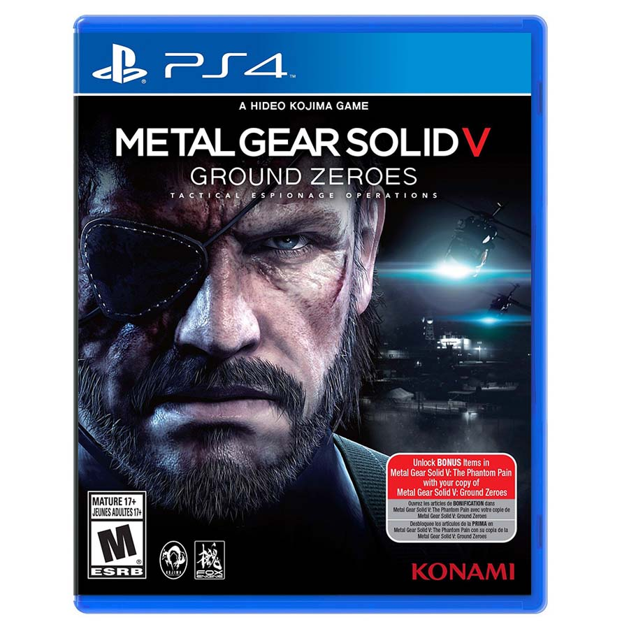 Metal Gear Solid V: Ground Zeroes کارکرده