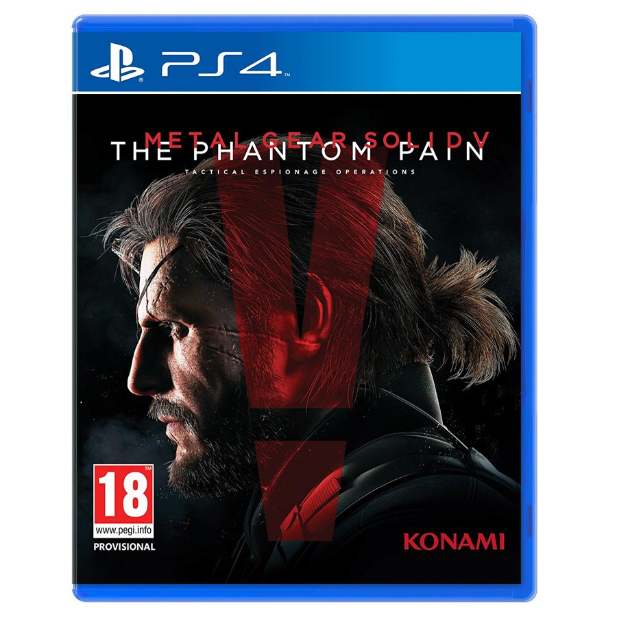 Metal Gear Solid Phantom Pain کارکرده