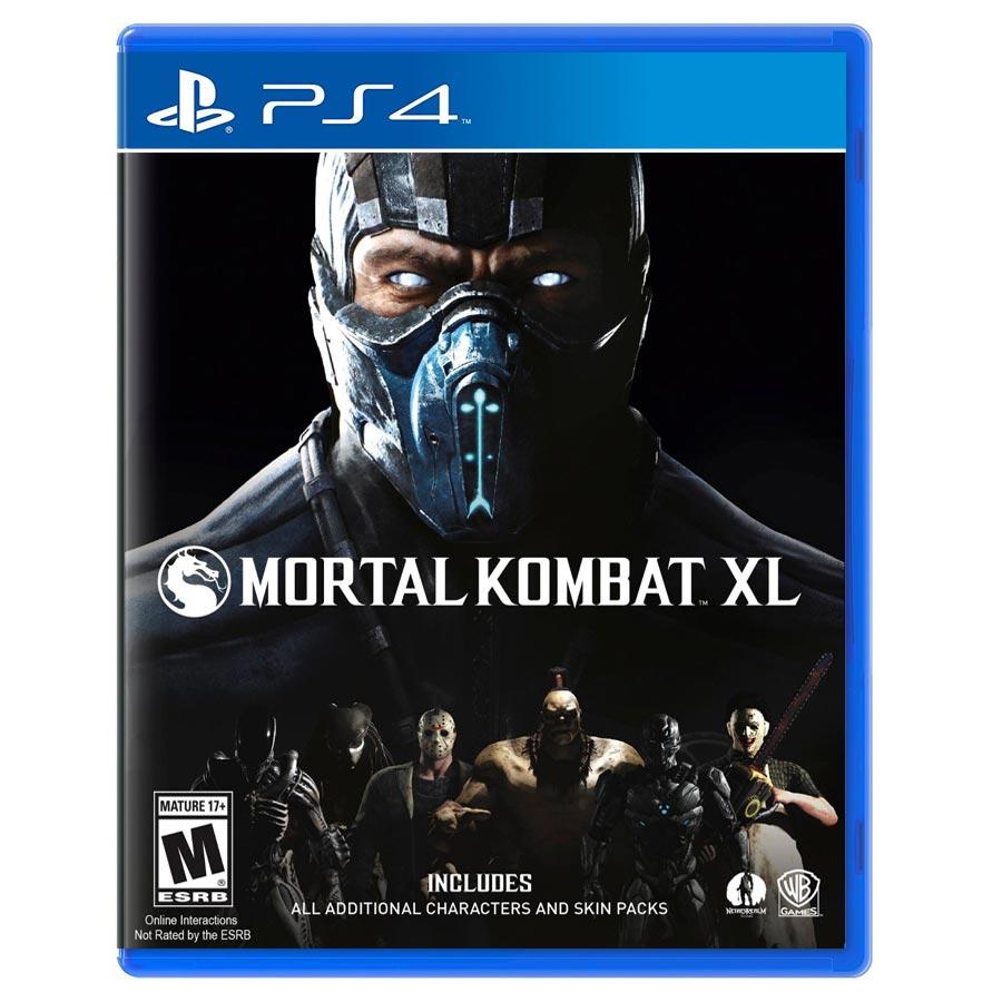 Mortal Kombat XL کارکرده