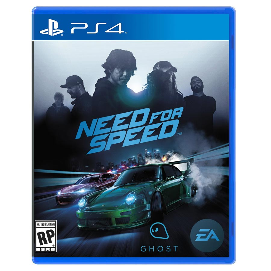 Need For Speed 2015 کارکرده