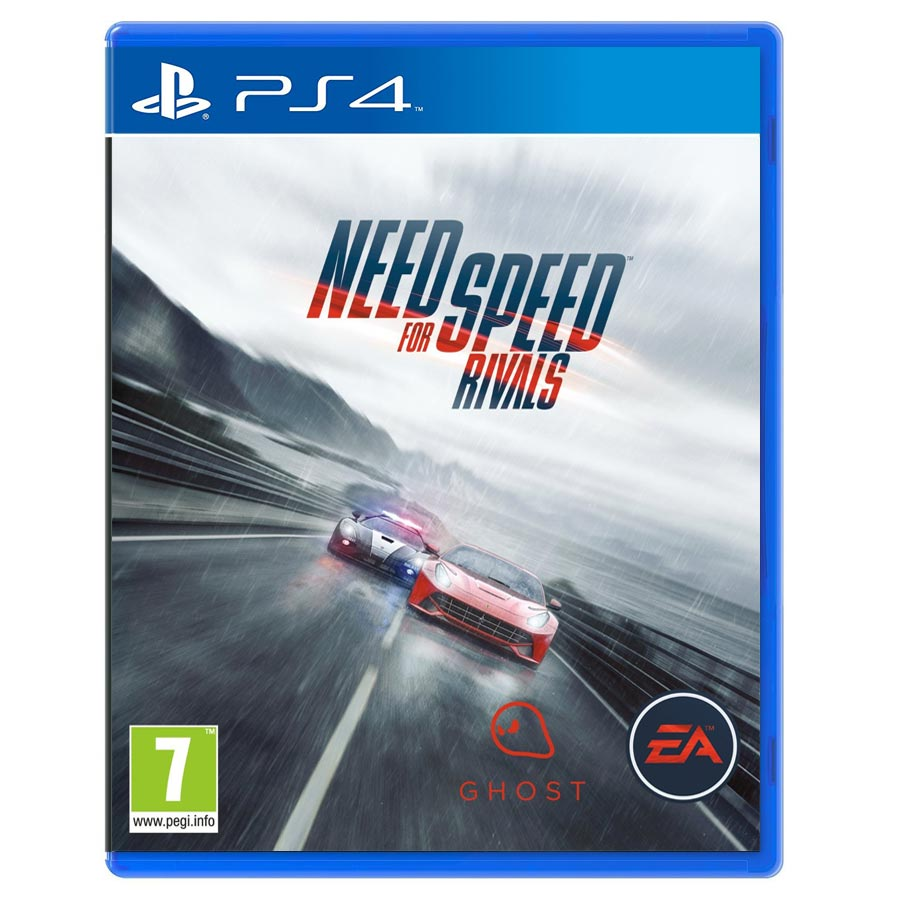 Need for Speed Rivals کارکرده