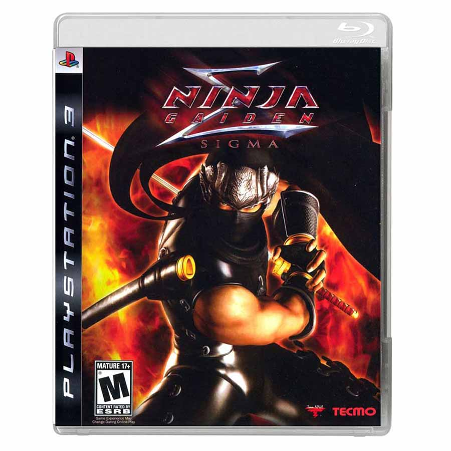 Ninja Gaiden Sigma Disk Only
