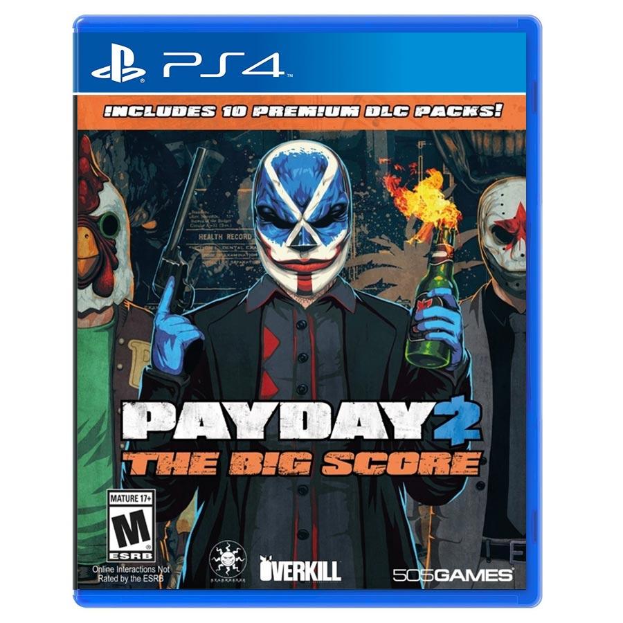Pay Day 2 Big Score