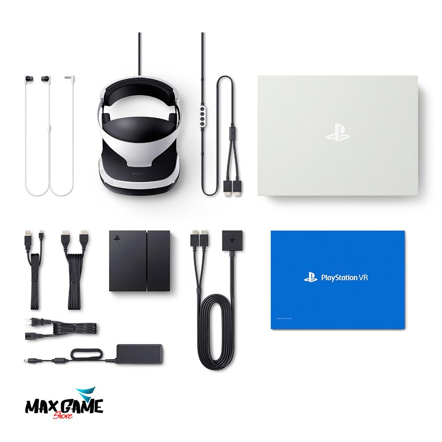 Sony PlayStation VR Lunch Bundle Virtual Reality Headset