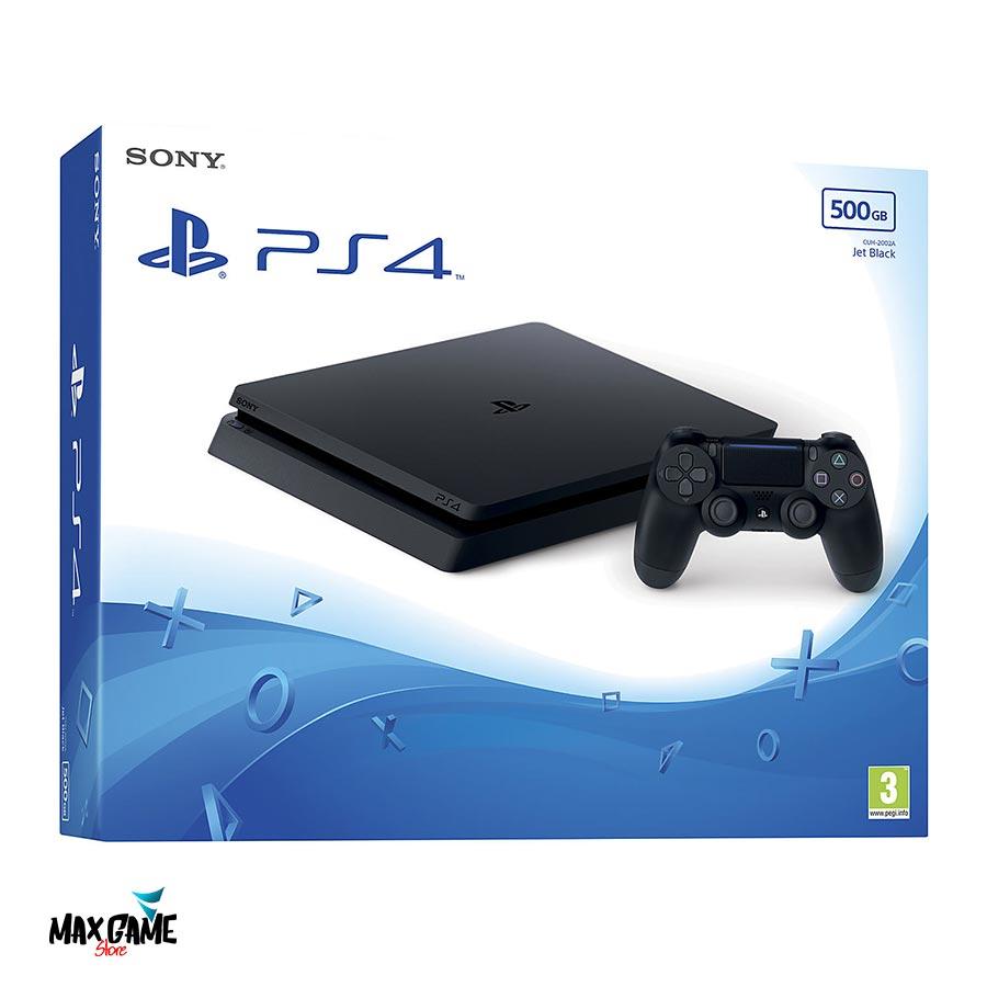 کنسول بازي سوني مدل Playstation 4 Slim کد CUH-2216A Region 2 - ظرفيت 500 گيگابايت