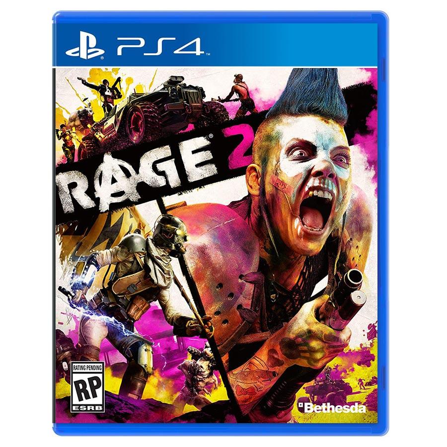 Rage 2 کارکرده