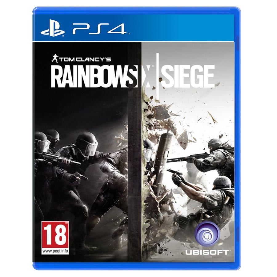 Tom Clancy's Rainbow Six Siege کارکرده