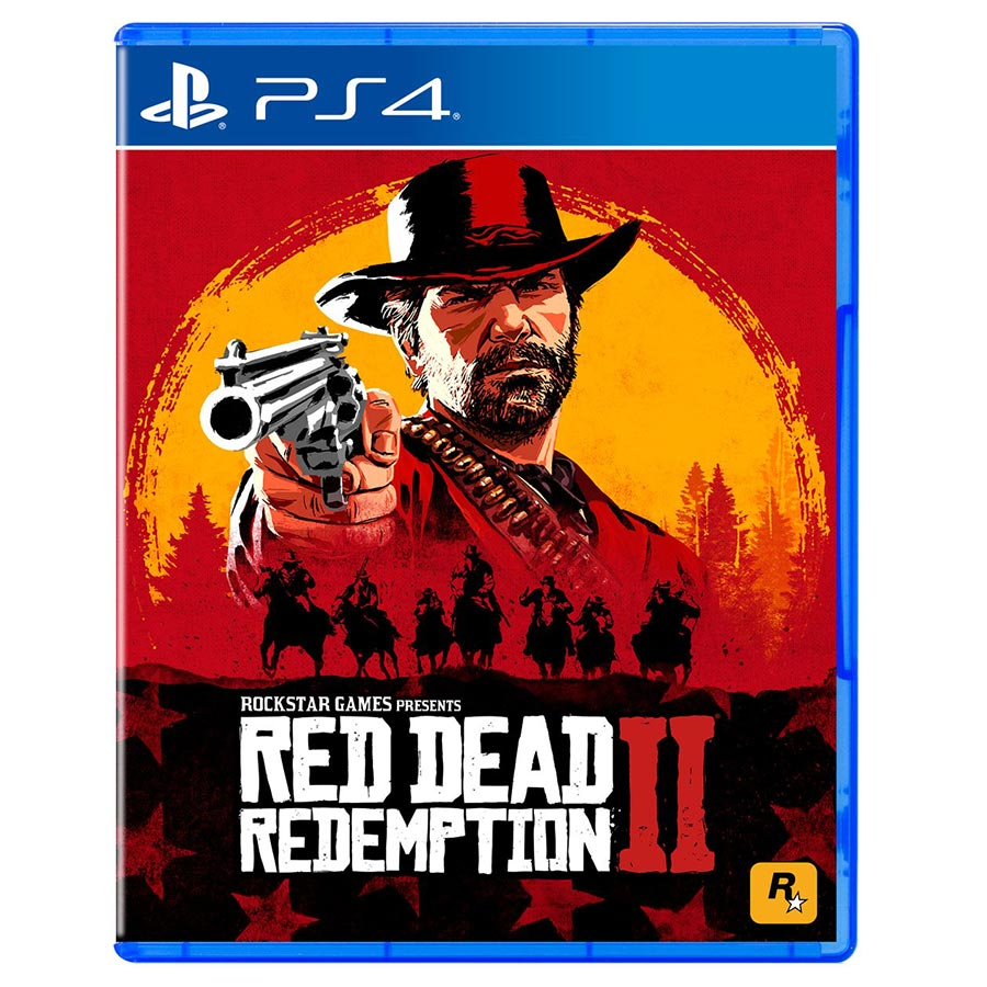 Red Dead Redemption 2 کارکرده