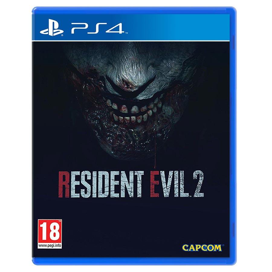 Resident Evil 2 Steelbook کارکرده