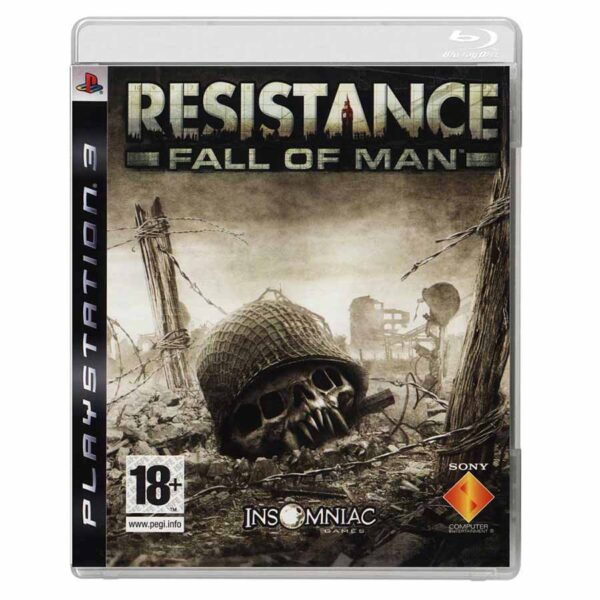 Resistance Fall of Man Disk only