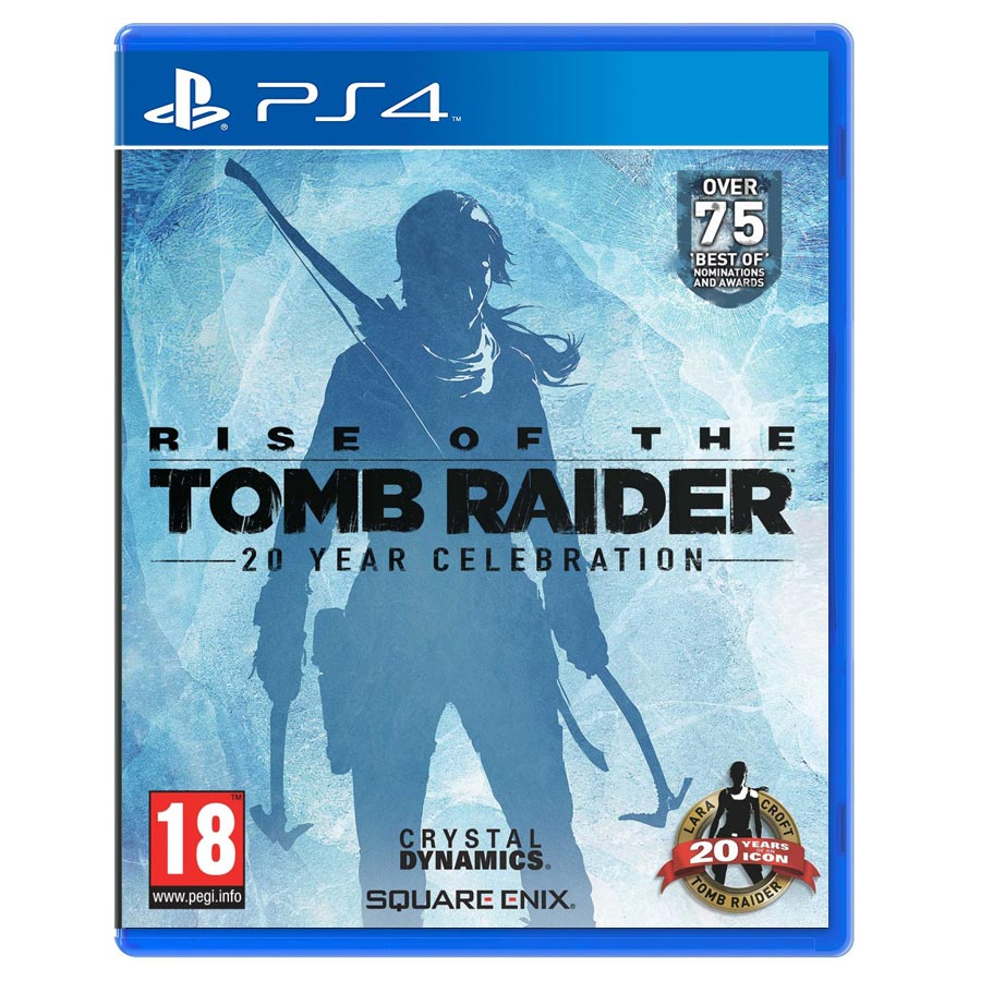 Rise of the Tomb Raider کارکرده