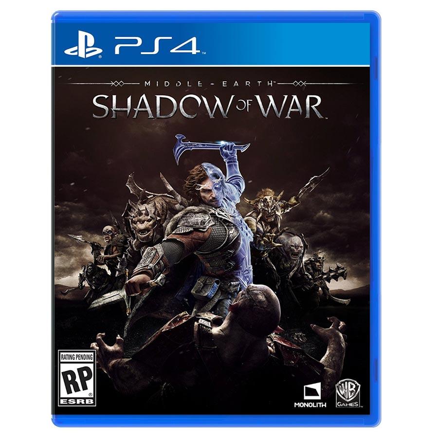 Middle-Earth : Shadow of War کارکرده