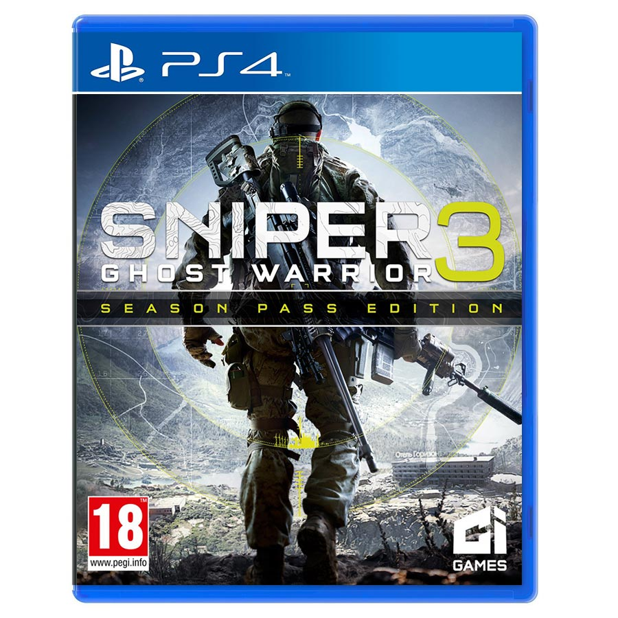 Sniper Ghost Warrior 3 کارکرده