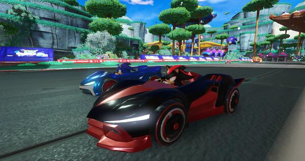 Team Sonic Racing کارکرده