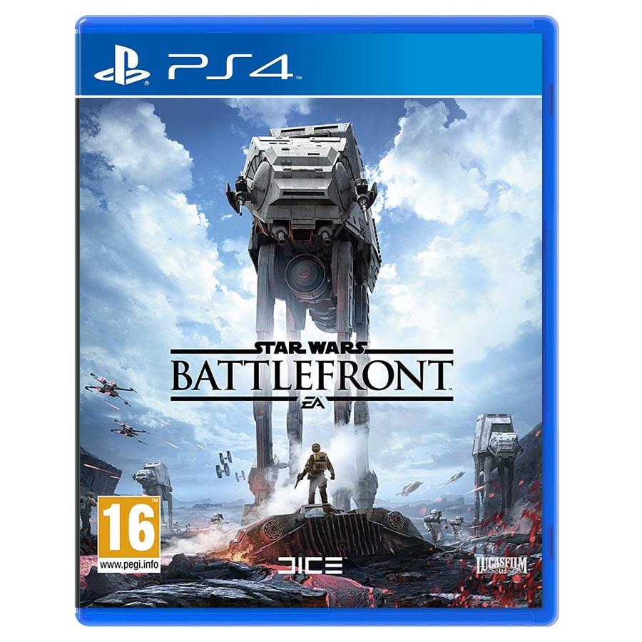 Star Wars Battlefront کارکرده