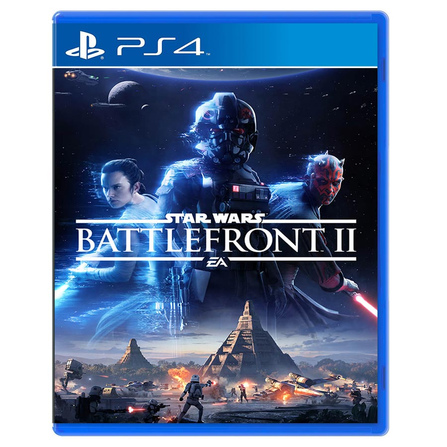 Star Wars Battlefront 2 کارکرده