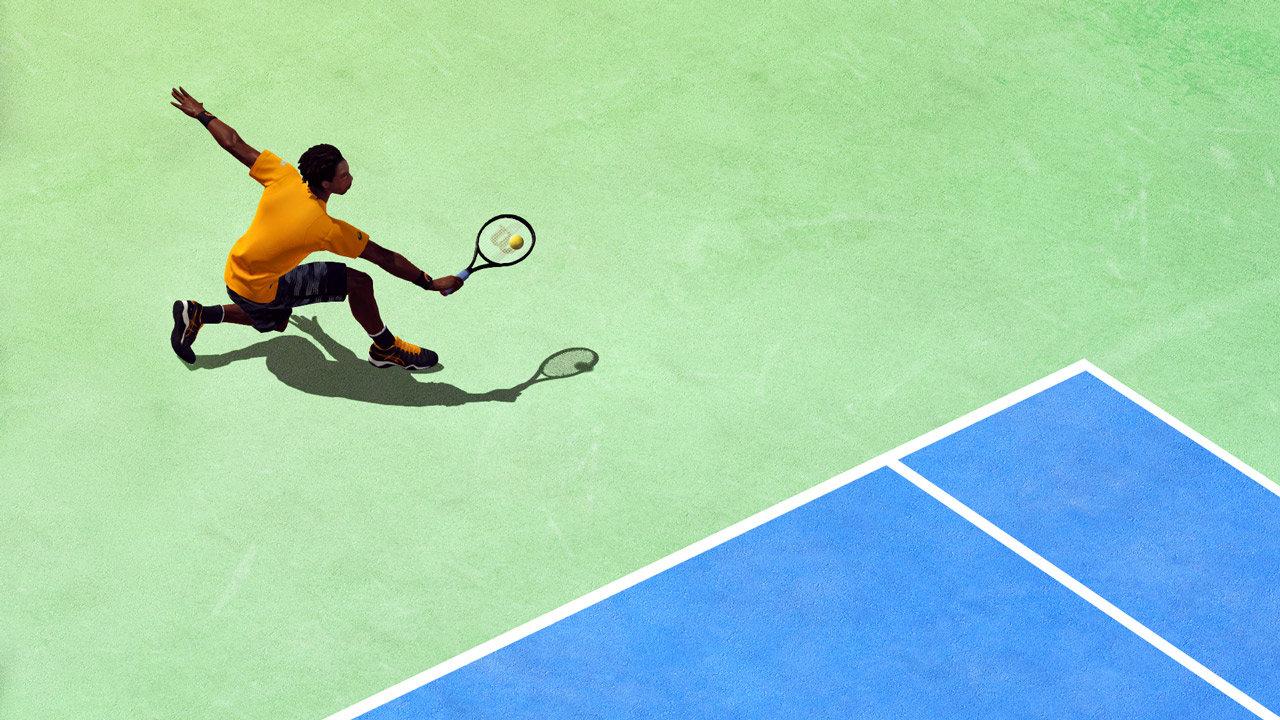 Tennis World Tour Legends Edition