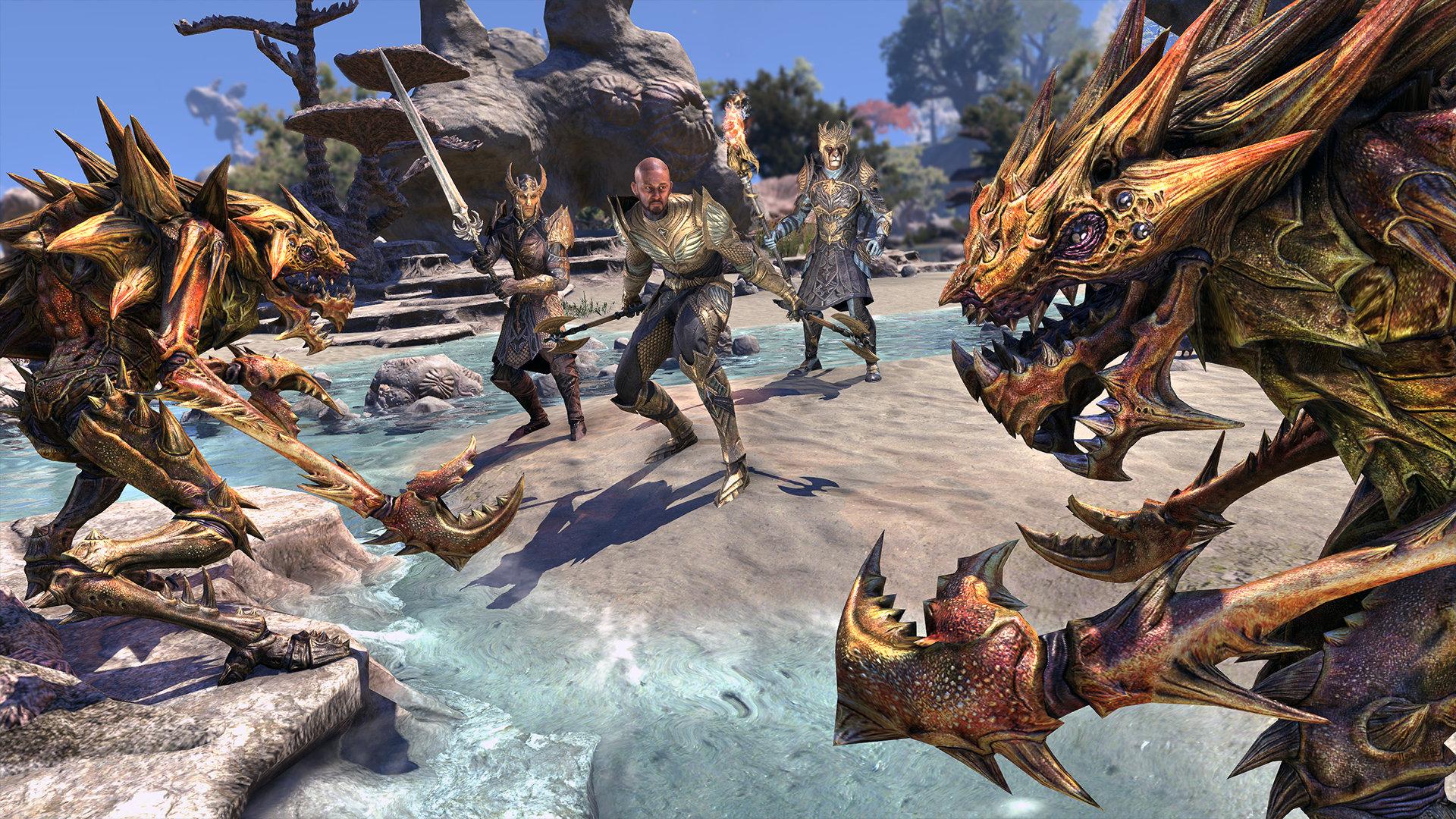 The Elder Scrolls Online: Summerset کارکرده
