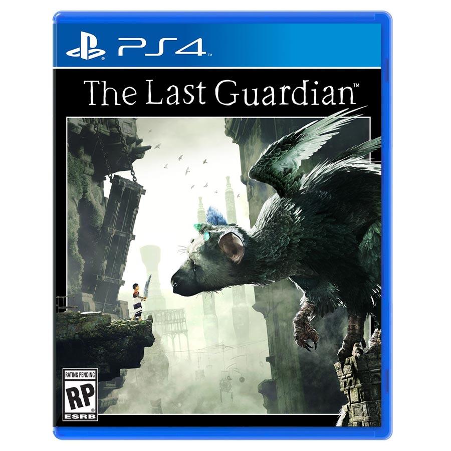 The Last Guardian کارکرده
