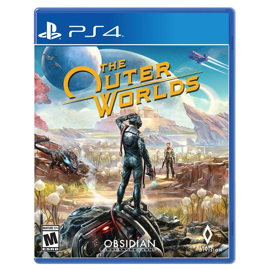 The Outer Worlds کارکرده