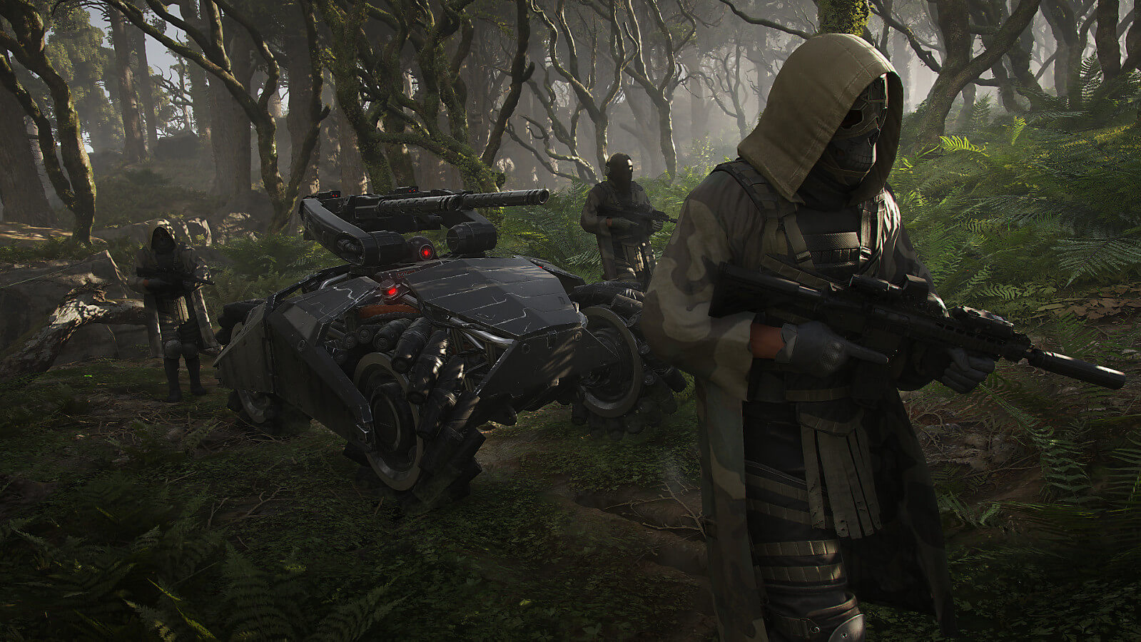 Tom Clancy's Ghost Recon Breakpoint کارکرده