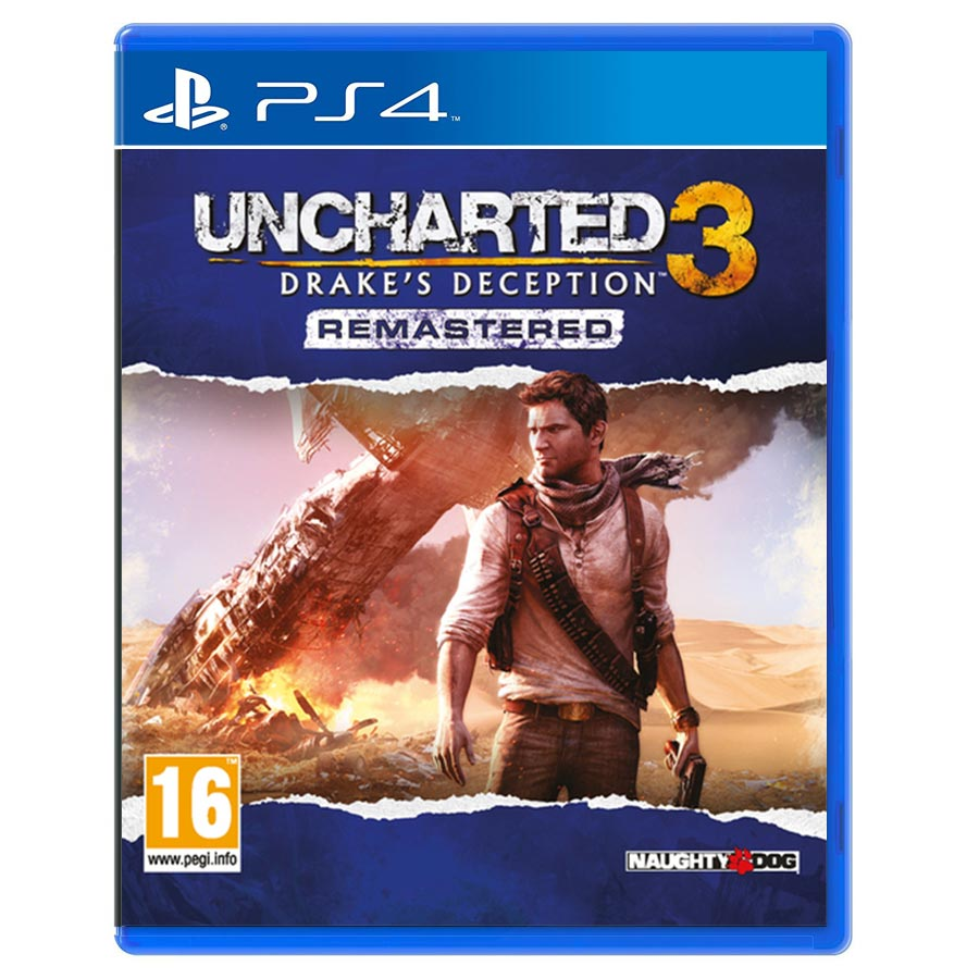 Uncharted 3 Remastered