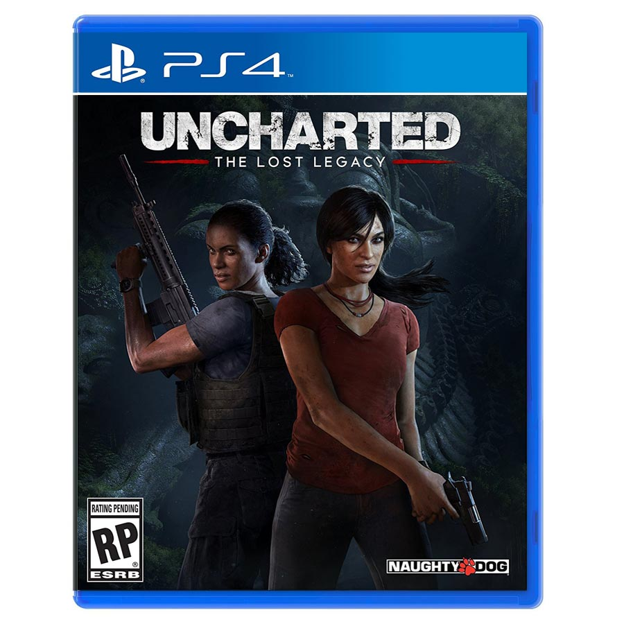 UNCHARTED: The Lost Legacy کارکرده