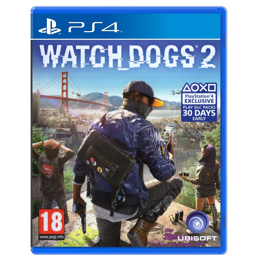 Watchdogs 2 کارکرده