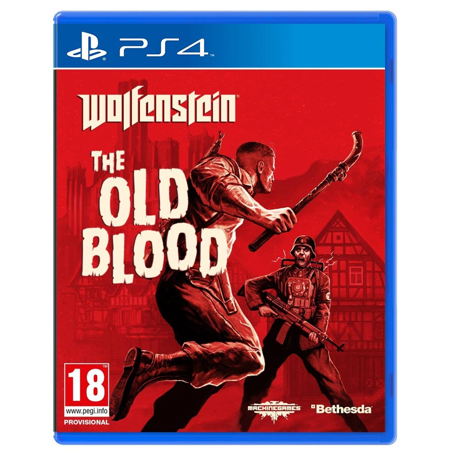Wolfenstein The Old Blood کارکرده