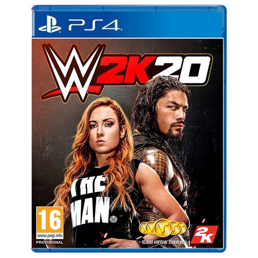 WWE-2K-20 کارکرده