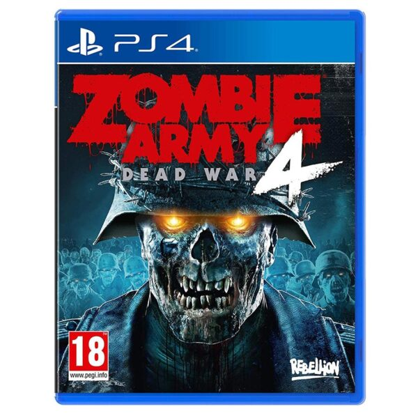 Zombie Army 4: Dead War کارکرده