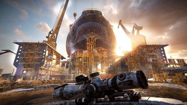 خرید بازی Sniper Contractsبرای ps4
