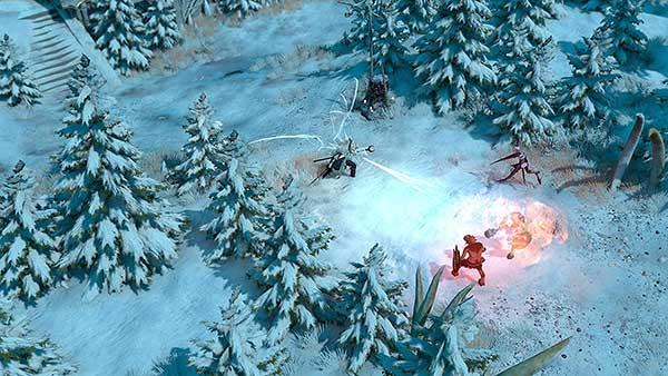 خرید بازی warhammer chaosbane برای ps5
