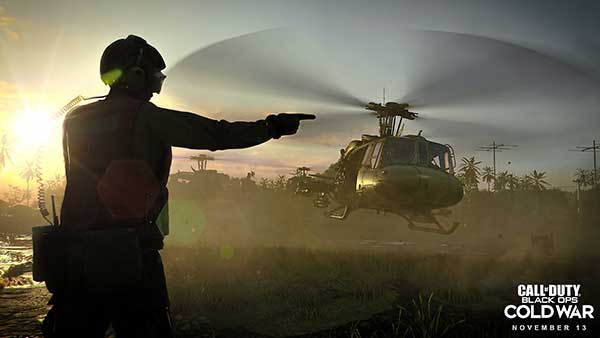 خرید Call of Duty Black Ops Cold War