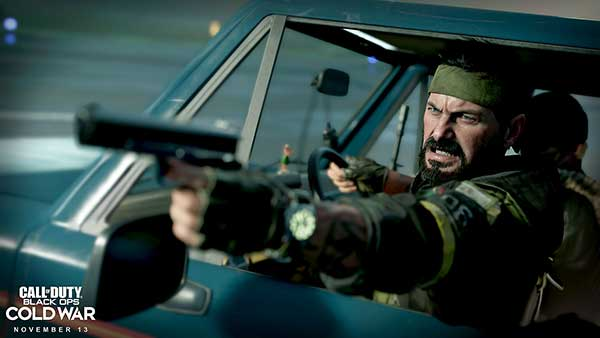 خرید بازی Call of Duty Black Ops Cold War برای ps5