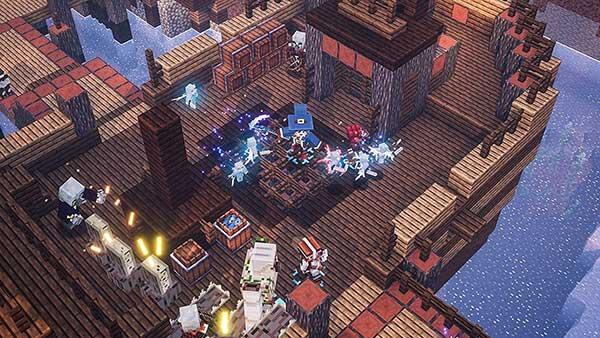 قیمت بازی Minecraft Dungeons