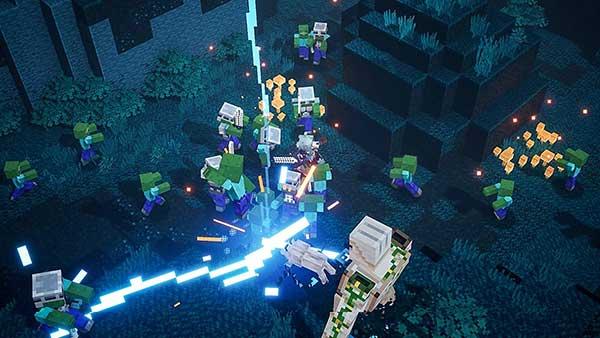 قیمت Minecraft Dungeons