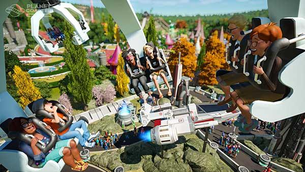 خرید بازی planet coaster برای ps5