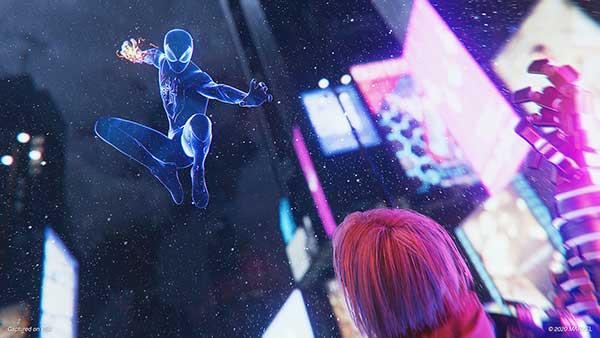 خرید بازی Marvel's Spider-Man Miles Morales برای ps4