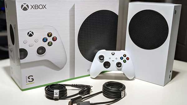 خرید کنسول xbox series s
