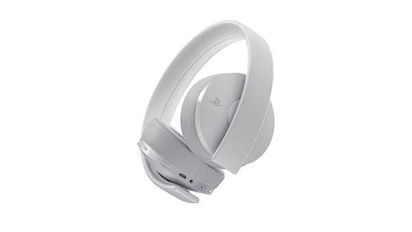 خرید headset gold new white