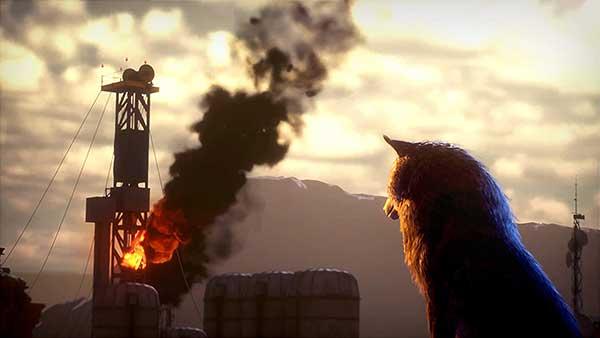 قیمت بازی -werewolf the apocalypse