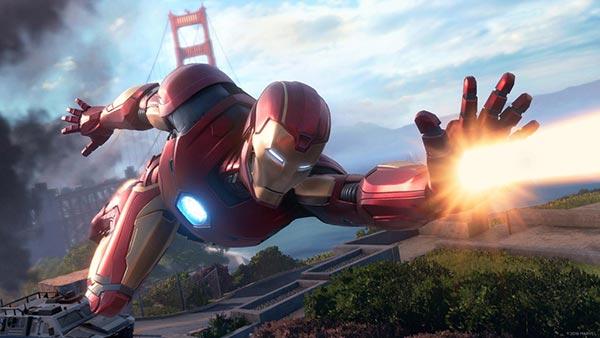 خرید بازی Marvel's Avengers برای ps5
